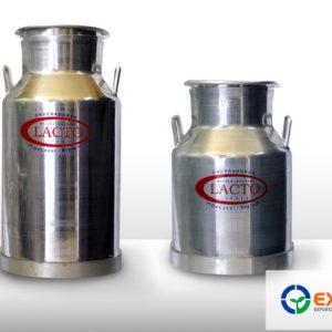 Porongo de Aluminio Tapa Hongo